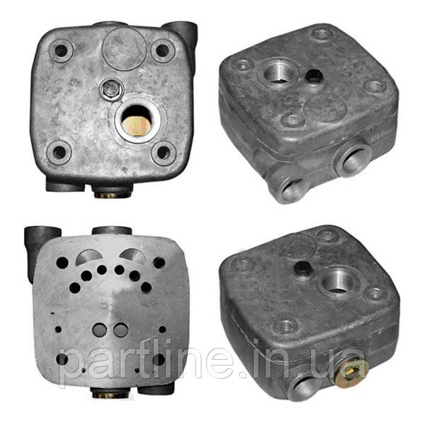 Головка с клапанами компрессора 1-но цил. (пр-во КамАЗ), арт. 53205-3509039