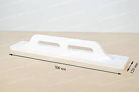 Терка строительная пенопластовая 120x700 мм Хемикал 103-003