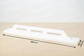 Терка строительная пенопластовая 120x900 мм Хемикал 103-004