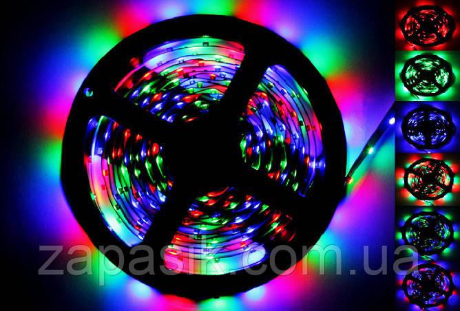 Светодиодная Лента 5050 RGB Цветная