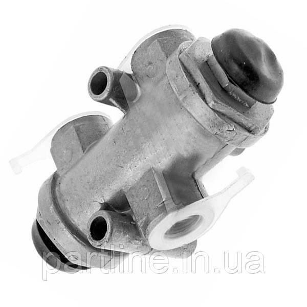 Клапан защитный двойной (Рославль) КамАЗ, МАЗ, арт. 100-3515110