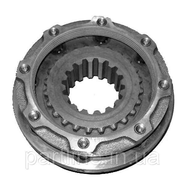 Синхронизатор 4 и 5-й передач КПП ЕВРО (пр-во КамАЗ), арт. 154-1701151