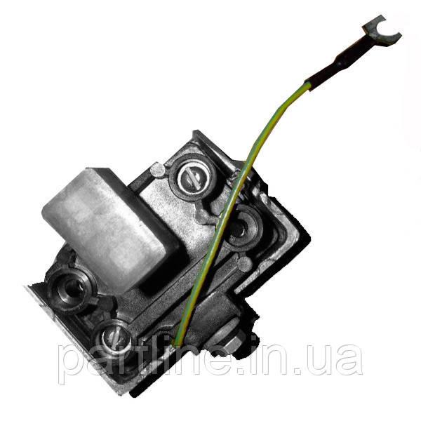 Щеткодержатель генератора 1312,1322 в сб. КАМАЗ, МАЗ, арт. 1312-3771080-11