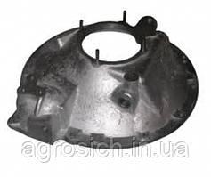 Картер (кожух) муфты сцепления дизеля А-41, каталожный номер детали 41-21С12 (алюминиевый).
