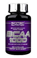 BCAA 1000 100 капс. (bcaa)