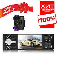 "Автомагнитола Pioneer 4020D Bluetooth,4,1"" L0CD TFT USB+SD DIVX/MP4/MP3 + ПУЛЬТ НА РУЛЬ, фото 1"