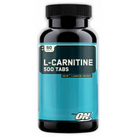 L-carnitine 500 60 табл. (л-карнитин)
