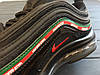 Мужские Кроссовки  Nike Air VaporMax 97 x Undefeated Black, фото 9
