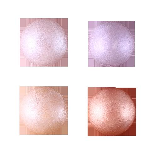 EXPRESSIVEYES Компактные тени для век 4 в 1 E149, фото 4