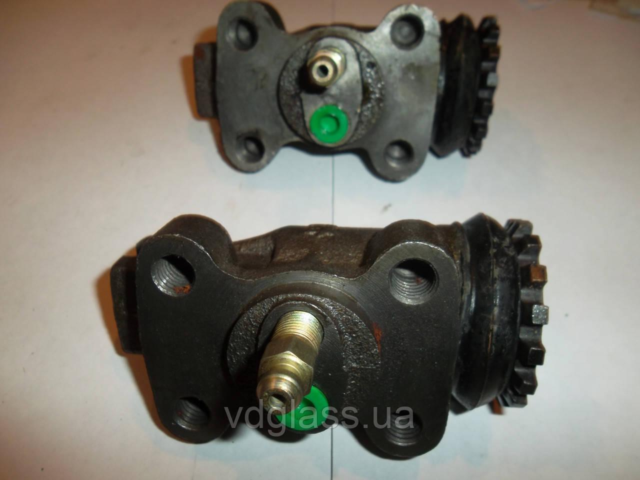 Цилиндр тормозной рабочий передний левый JAC 1045