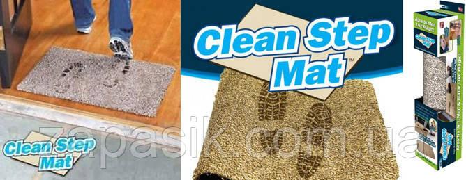 Коврик Впитывающий Clean Step Mat