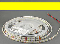 Светодиодная лента 12V Epistar 3528SMD 60шт IP65 желтый