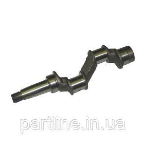 Вал коленчатый компрессора МАЗ, ЗИЛ, Т-150 (пр-во БЗА), арт. 5336-3509110