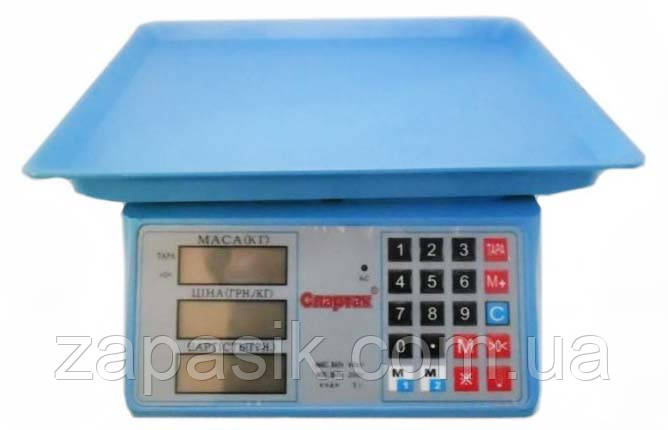Торговые Электронные Весы ACS 206 до 40 кг