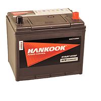 Автомобильный аккумулятор HANKOOK Start Stop 6СТ- 65А2 670А R EFB