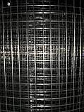Сітка зварна нержавіюча 30х30х2,0. Ширина рулону 1,5 мм., фото 2