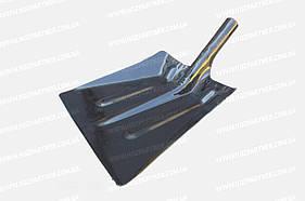 Лопата для уборки снега и зерна металлическая без черенка 50 см Хозторг