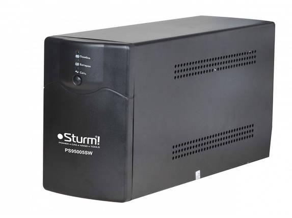 Источник бесперебойного питания Sturm 500 ВA PS95005SW, фото 2