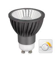 Диммируемая светодиодная лампа CIVILIGHT DGU10 WC50T7 CRI95 220VAC 7Вт 3000К 9895