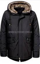 Мужская куртка (Большие размеры), Glo-Story