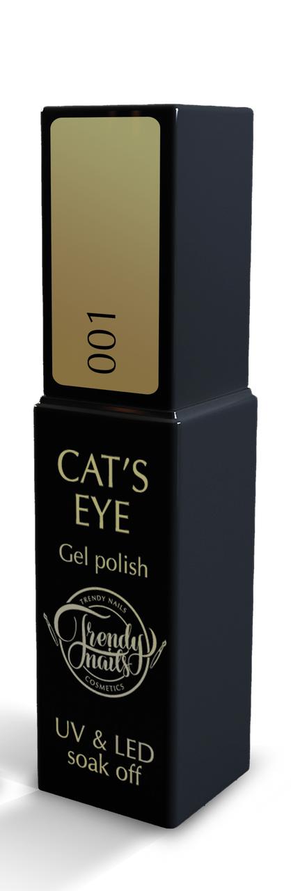 Гель-лак Cat's eye Trendy Nails №014 - фото 2