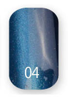 Гель-лак Cat's eye Trendy Nails №004