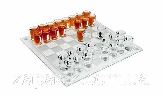 Шахматы Рюмки Chess Shot Class Set