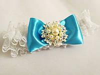 Свадебная подвязка для невесты Wedding, фото 1