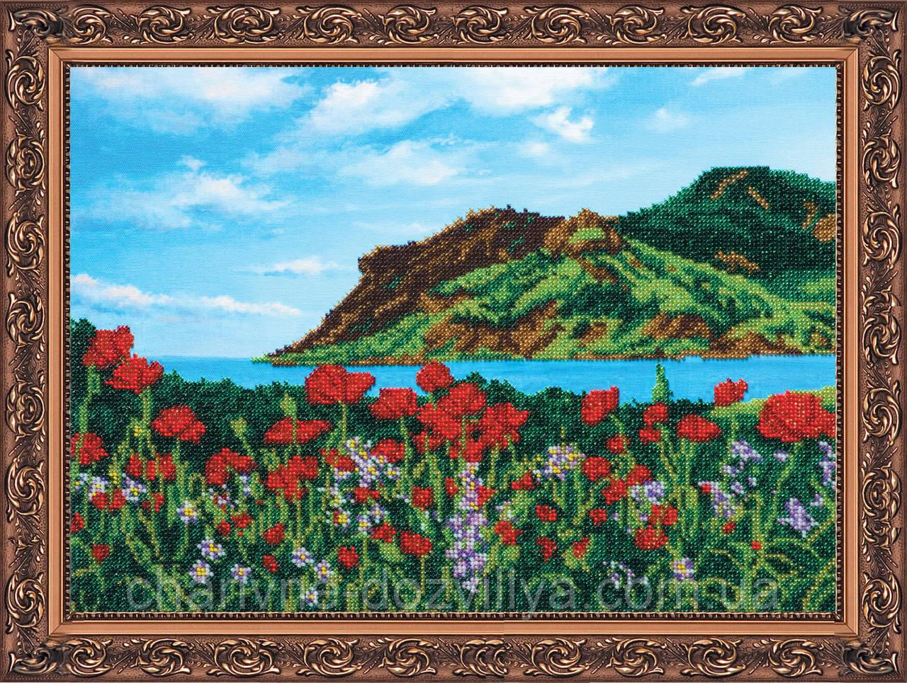 Набор для вышивания бисером Весна в Крыму