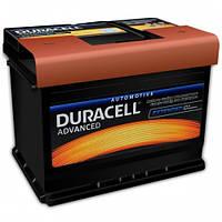 Автомобильные аккумуляторы DURACELL Advance DA 60T UK075 (h=175)
