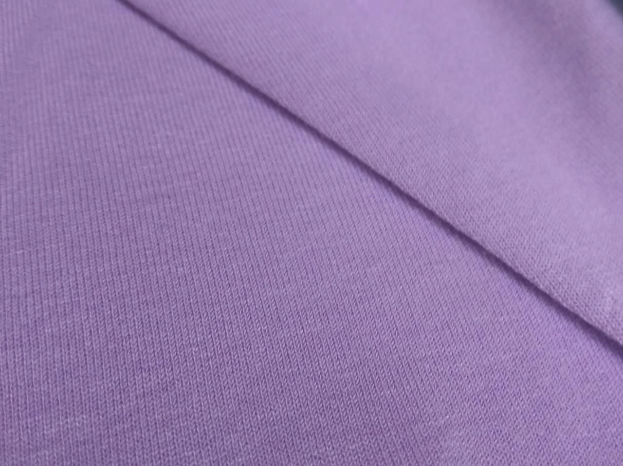 Вискозный трикотаж джерси, лиловый