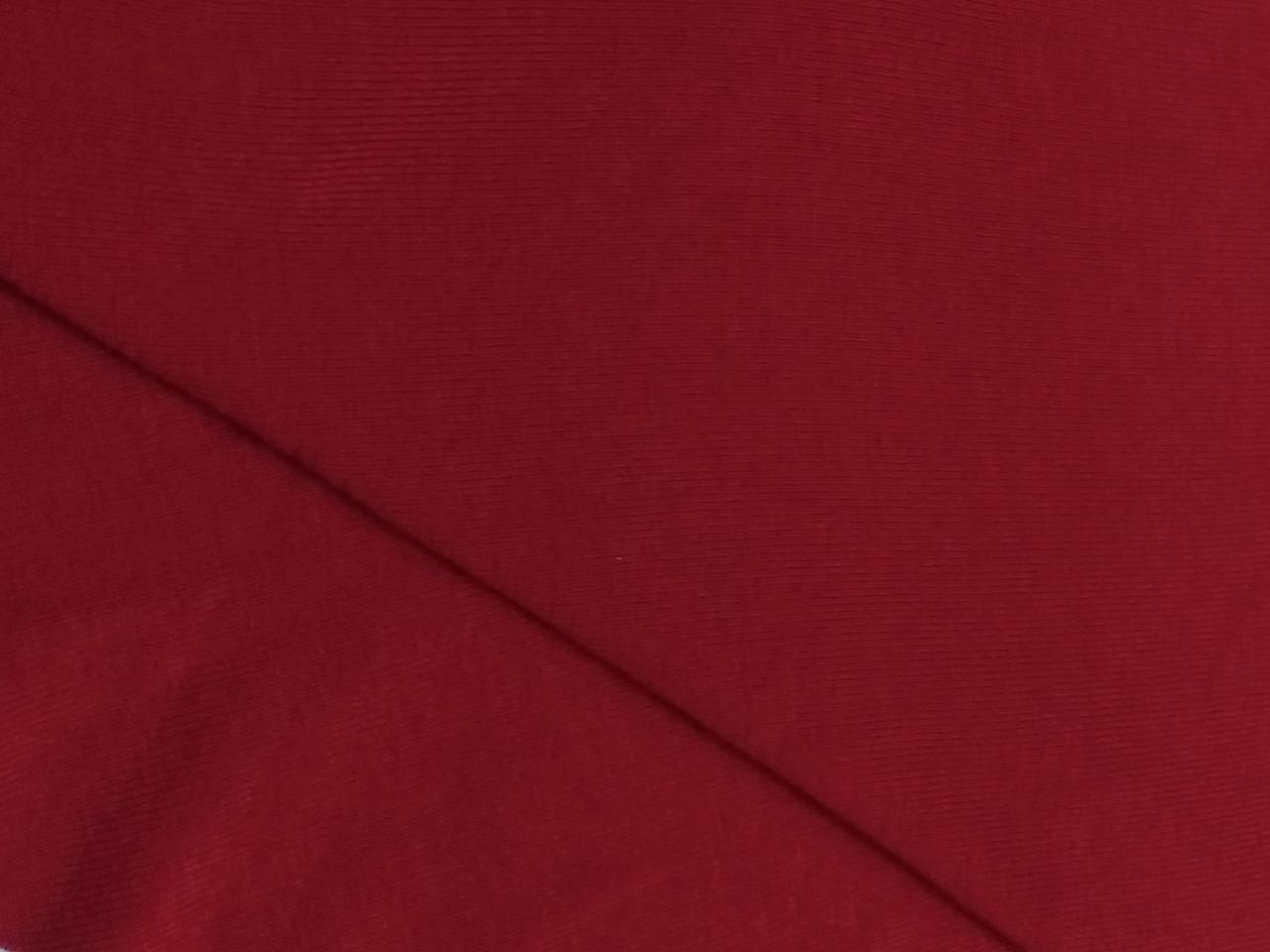 Вискозный трикотаж джерси, красный