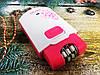 Эпилятор 2 в 1 с Бритвенной Насадкой Gemei GM-3058, фото 5