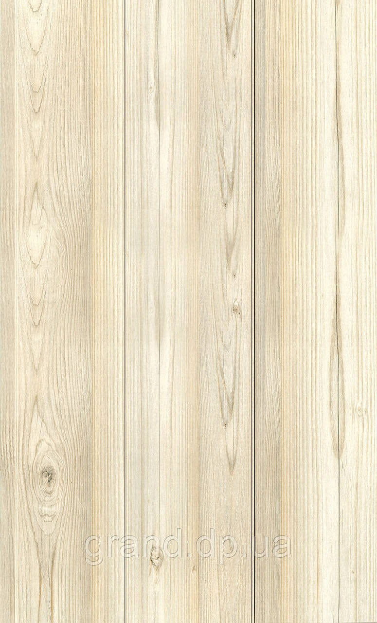 Стеновая ламинированная, декоративная панель (вагонка) МДФ Омис Премиум  198*5,5*2600мм цвет сосна лесная