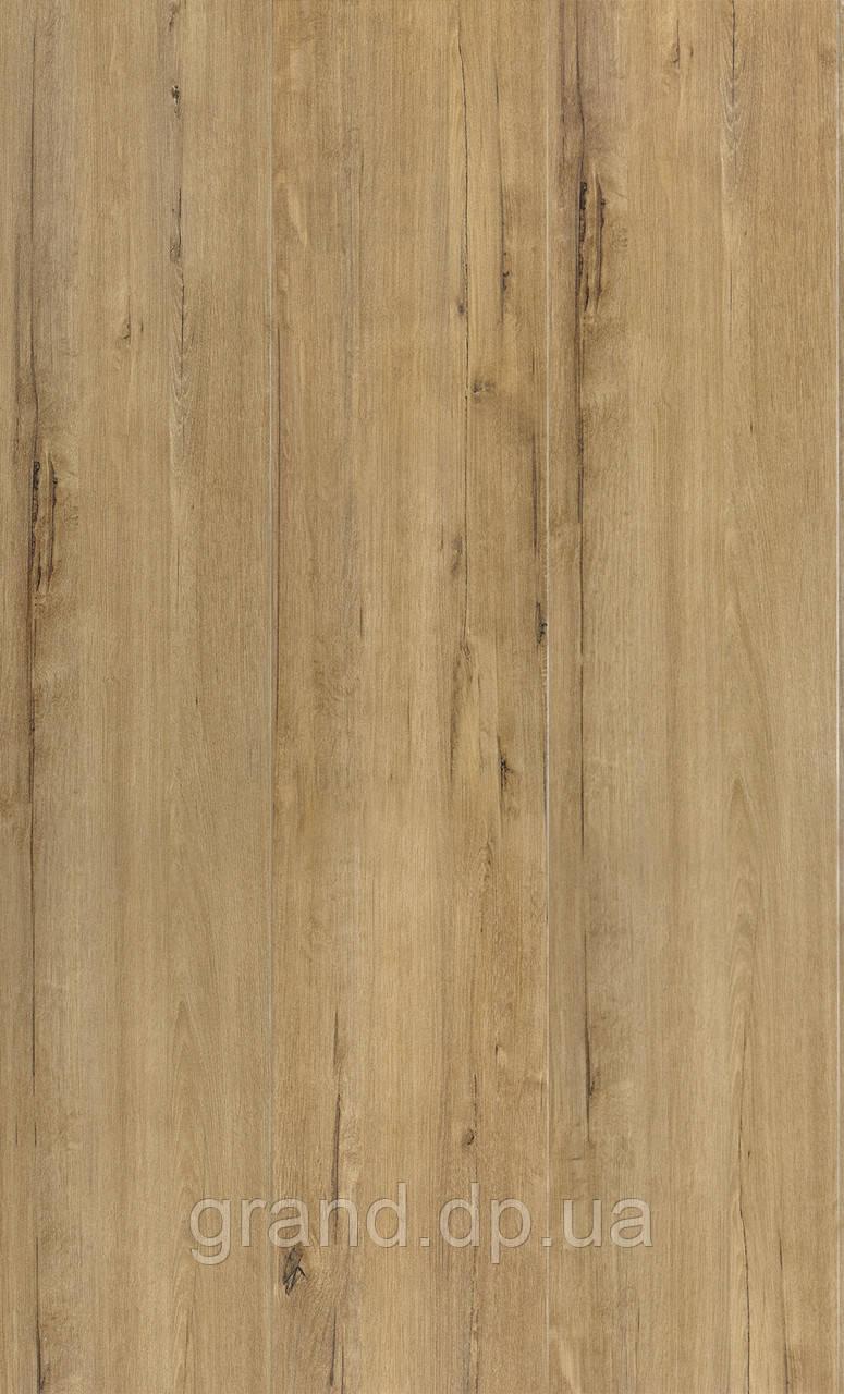 Стеновая Панель МДФ Коллекция Триумф 238мм*5,5мм*2600мм цвет дуб бургунский