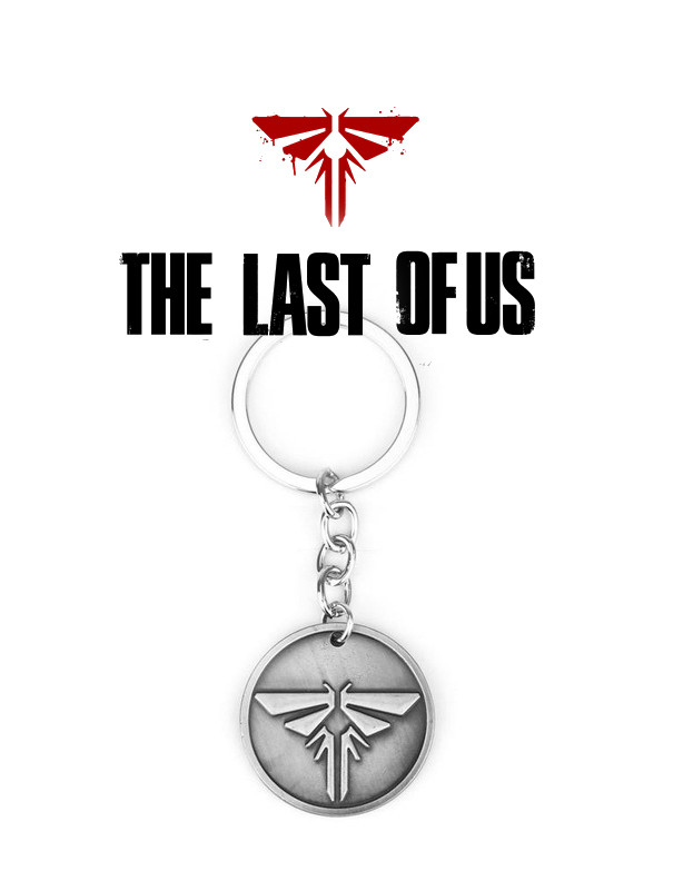 Брелок Одни из нас The last of us