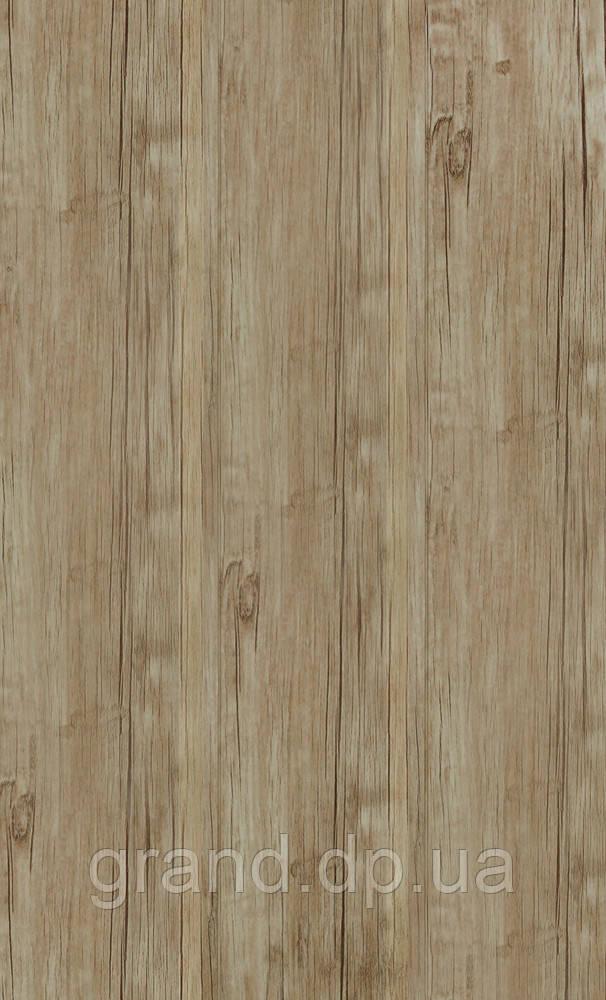 Стеновая Панель МДФ Коллекция Триумф 238мм*5,5мм*2600мм цвет дуб винтаж