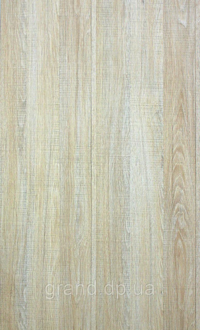 Стеновая Панель МДФ Коллекция Триумф 238мм*5,5мм*2600мм цвет дуб норфолк