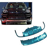 Докладки бамперов Porsche Macan, фото 4