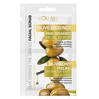 Оливковый мелкозернистый скраб для лица Vollare Cosmetics Olive Essence Fine-Grained Facial Scrub