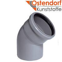 Колено канализационное Ostendorf HT внутреннее 32*15°