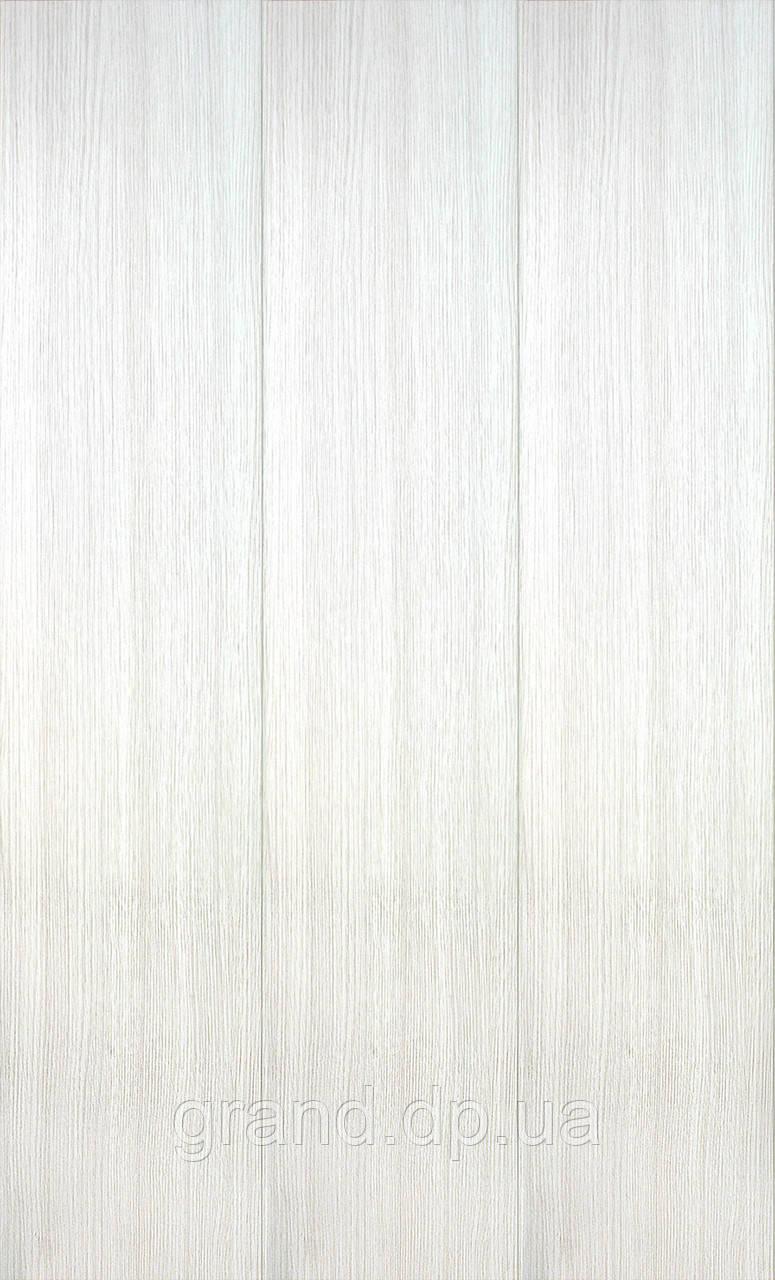 Стеновая Панель МДФ Коллекция Триумф в ПВХ пленке 238мм*5,5мм*2600мм цвет дуб бьянко