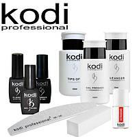Стартовый набор  Kodi для гель-лакового маникюра (без лампы)