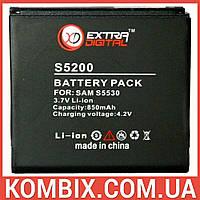 Аккумулятор Samsung GT-S5200 | Extradigital, фото 1