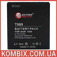 Аккумулятор Samsung SGH-T989 Galaxy S2 | Extradigital, фото 1