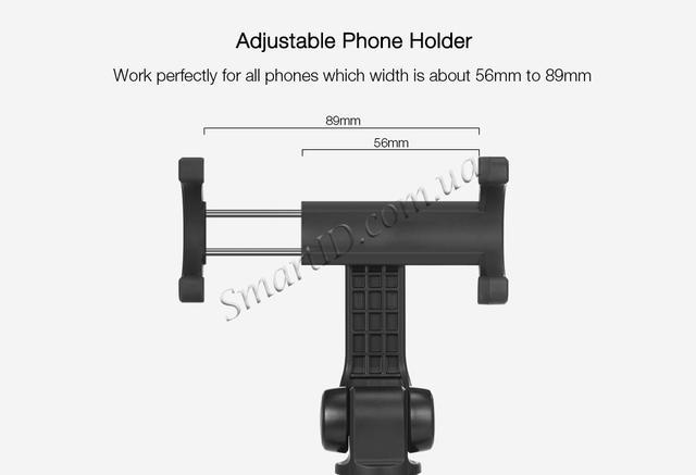 Трипод для селфи Xiaomi Mi Selfie Stick Tripod монопод XMZPG01YM