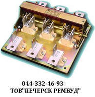 Рубильники перекидной  630А П6