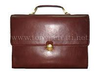 Портфель женский кожаный Арт: 7010-3-I Италия