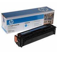 Заправка картриджа HP CLJ CP1215/1515, ( (CB541A) Cyan