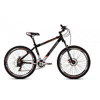 Велосипед горный (MTB), кросс-кантри Ardis Silver Bike 500 / рама 16 черный/серебристый/красный